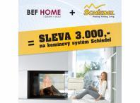 Logo BeF Home, s.r.o.