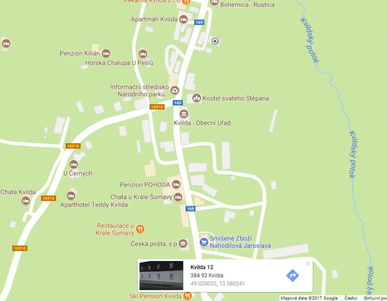 Jak zjistit GPS souřadnice nemovitosti?