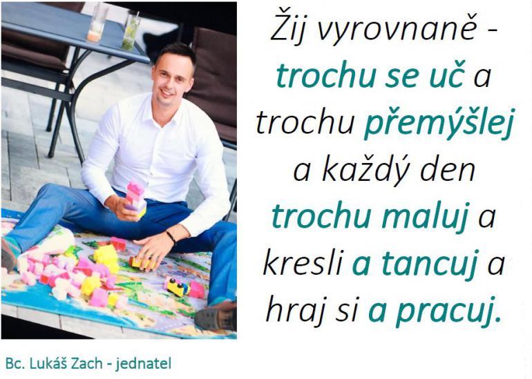 Bc. Lukáš Zach, jednatel společnosti FREE for YOU FREE for YOU využívají už stovky makléřů