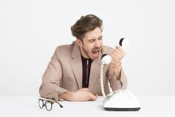 Jak na rozzuřené klienty