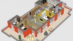 Pro makléře: Jak chytře na půdorys bytu