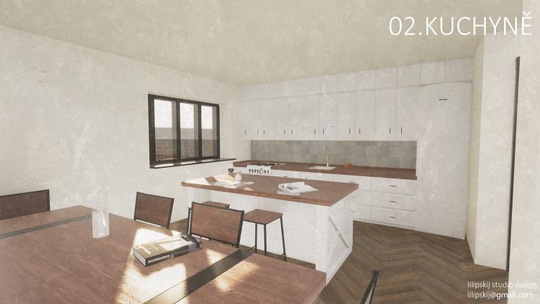 Vizualizace RD Dolany Virtual Staging ukazuje budoucí potenciál nemovitosti. Kde se vyplatí a na kolik makléře vyjde?
