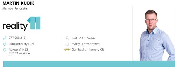 Martin Kubík, realitní makléř a manažer kanceláře reality 11 Realitní makléř, který nezná systém FREE FOR YOU, přichází ročně až o několik tisíc!