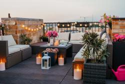 Minimum makléře: rozdíl mezi balkónem, lodžií a terasou