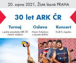 Pozvánka: Oslava 30. narozenin Asociace realitních kanceláří ČR