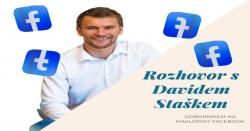 Rozhovor: Špičkoví makléři utratí na Facebooku přes sto tisíc za měsíc, říká Stašek