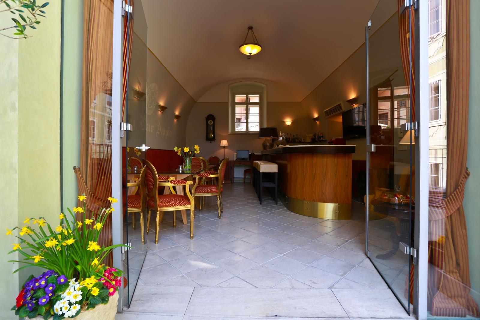 Appia hotel residences praha praha hotely penziony cz for Hotel residence mala strana tripadvisor