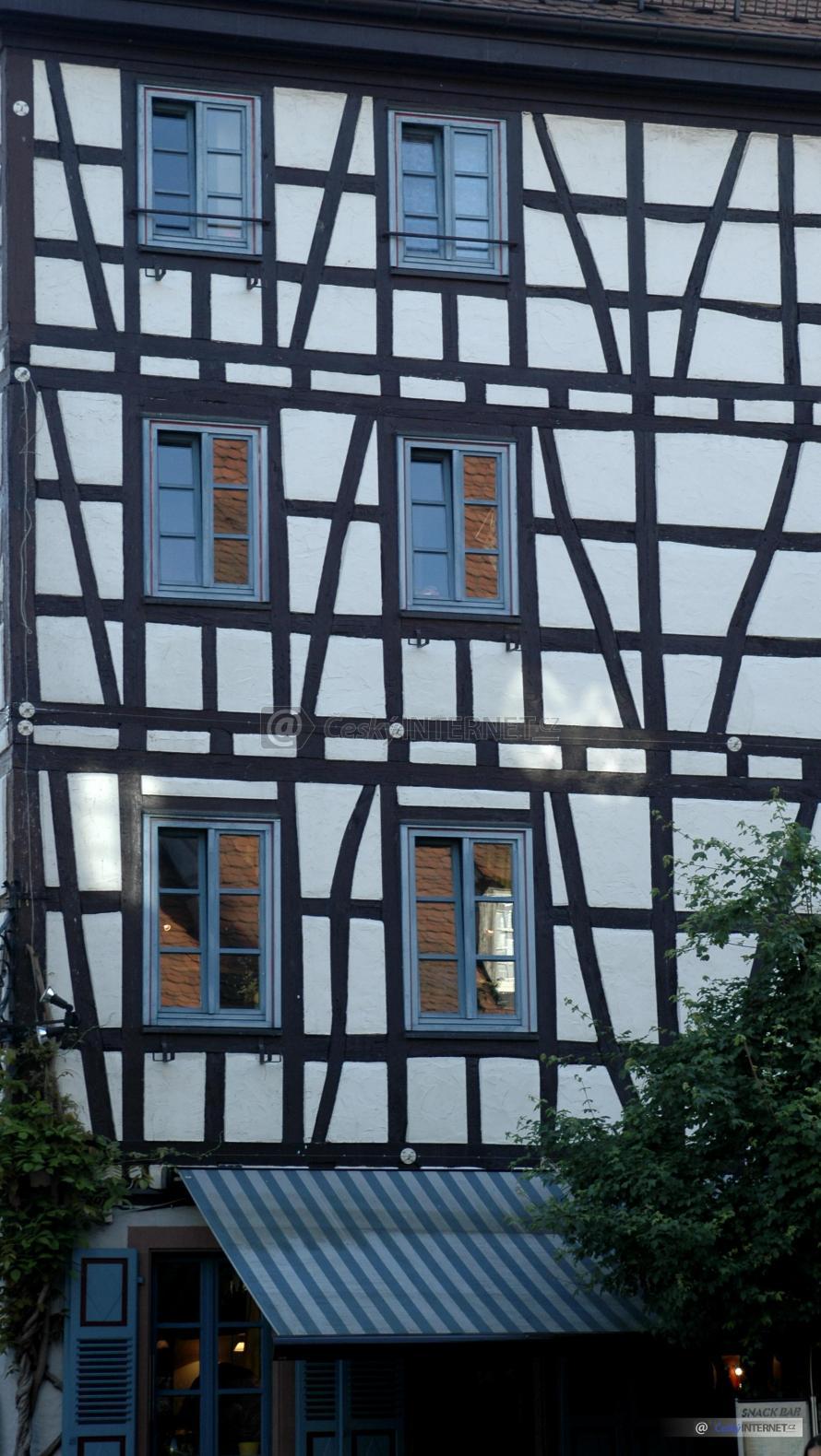 Historický dům.