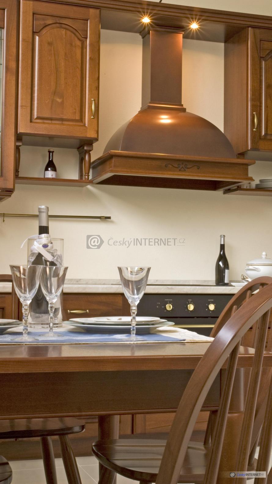 Kuchyně - detail.