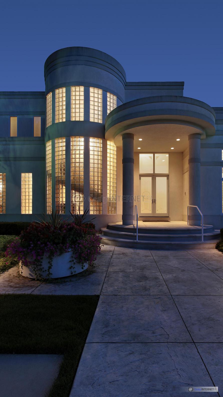Luxusní rodinná vila.