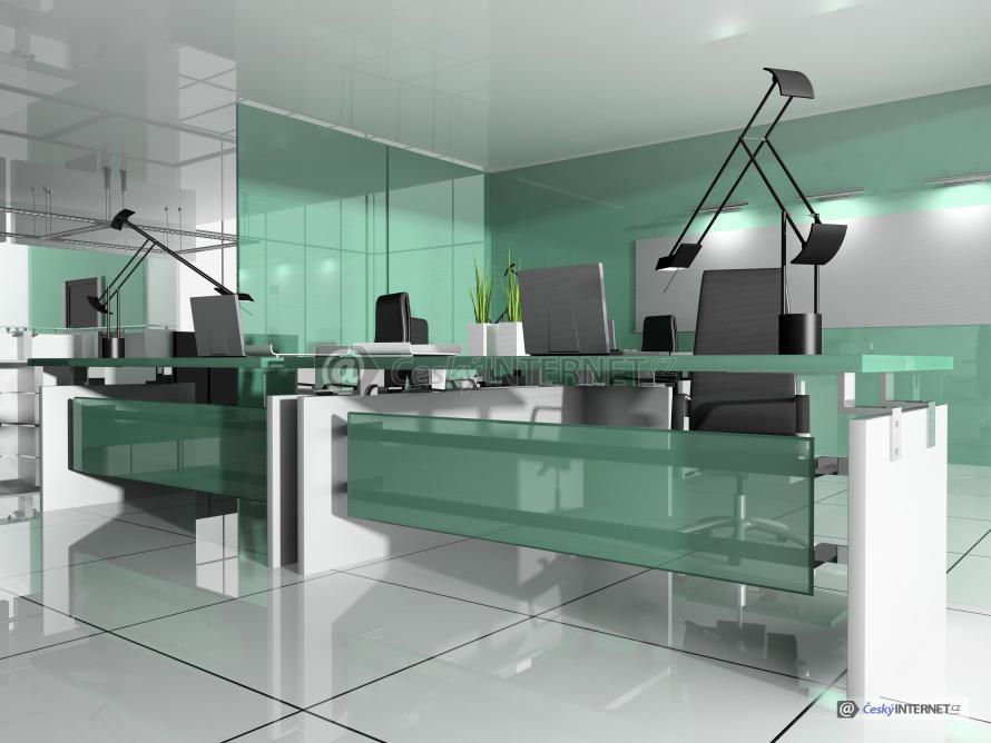 Moderní kancelář.