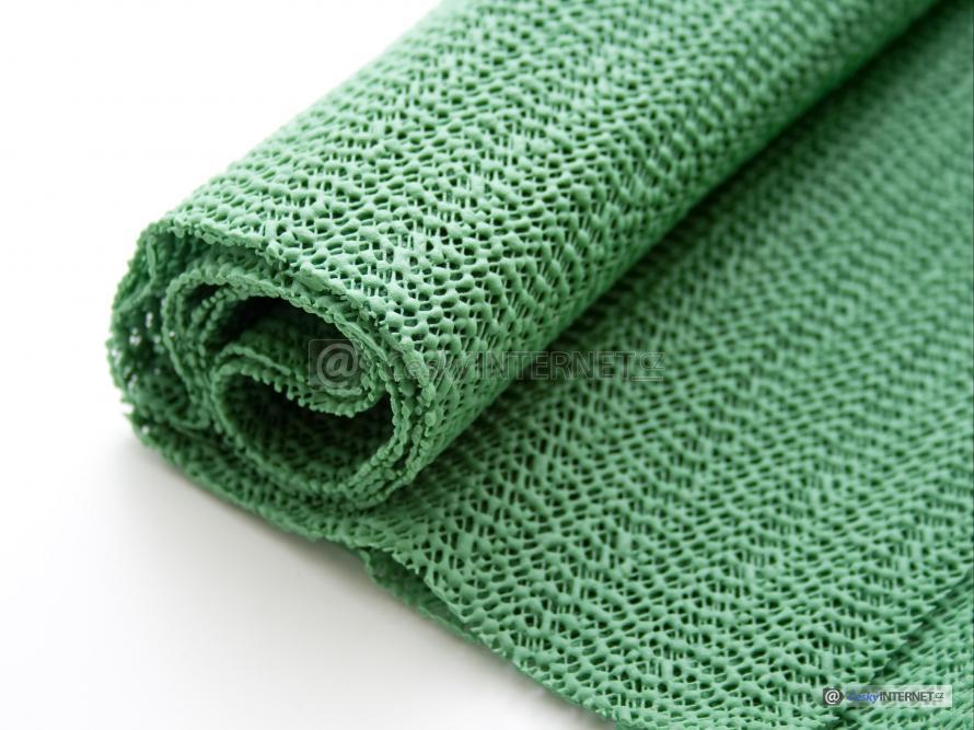 Ručně tkaný koberec.