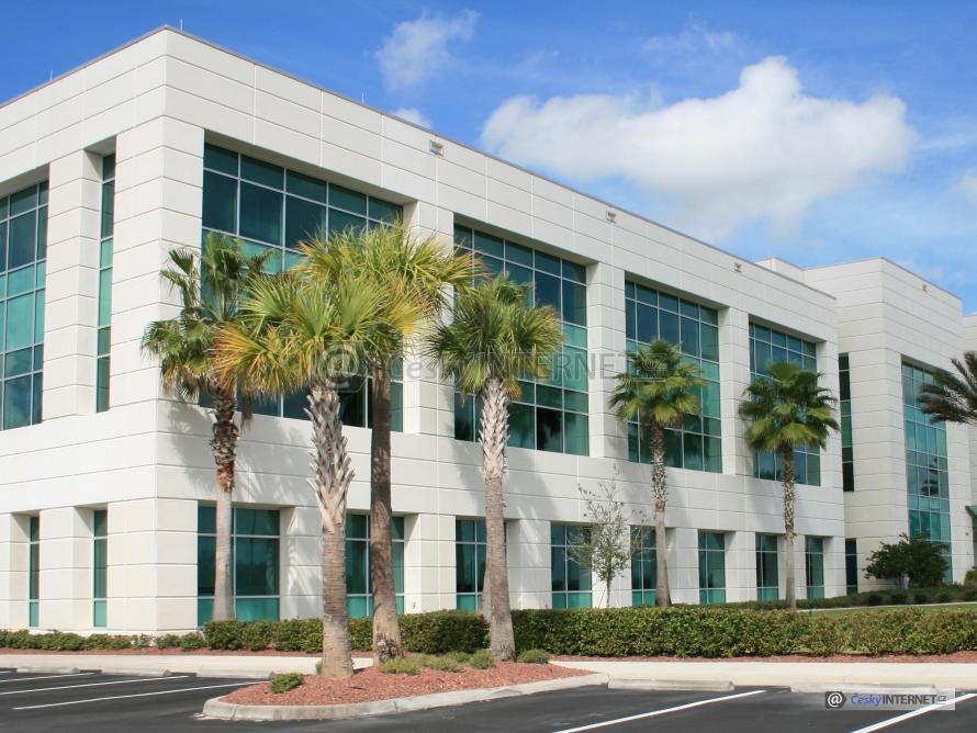 Moderní architektura, administrativní budova.