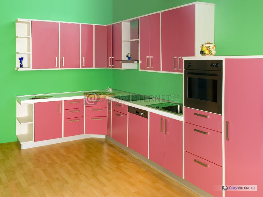 Moderní kuchyně.