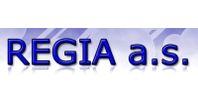 Logo REGIA, a.s.