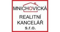 Logo Mnichovická realitní kancelář, s.r.o.