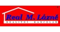 Logo Real M. Lázně