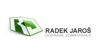 Logo Radek Jaroš doprava a zemní práce