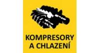 Logo Kompresory a chlazení s.r.o.