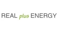 Logo REAL plus ENERGY s.r.o.