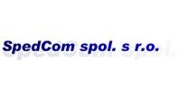 Logo SpedCom s.r.o.  (lešení,termoměření)