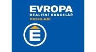 Logo EVROPA realitní kancelář Špindlerův Mlýn/Vrchlabí
