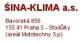 Logo ŠINA-KLIMA, a.s.