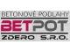 Logo BETPOT Zdero s.r.o.
