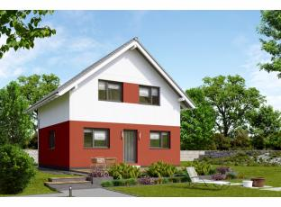 Typový dům | Living 100 se sedlovou střechou