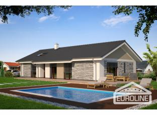 Typový dům | BUNGALOV 1280
