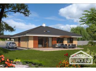 Typový dům | BUNGALOV 1275