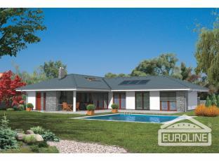 Typový dům   BUNGALOV 772 XL