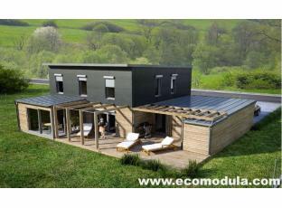 Typový dům | ECOMODULA P 126