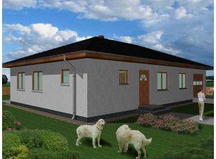 Typový dům   Bungalov 5B