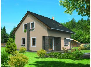 Typový dům | Rodinný dům ODYSSEUS