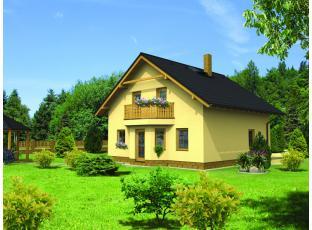 Typový dům | Rodinný dům HELENA - velké rodinné domy