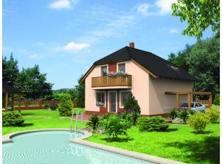 Typový dům | Montovaný rodinný dům ATLAS
