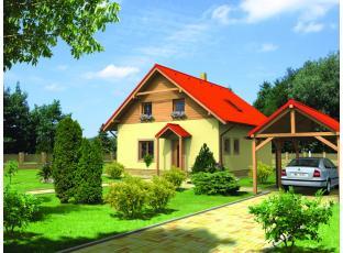 Typový dům | Patrový rodinný dům PERSEUS