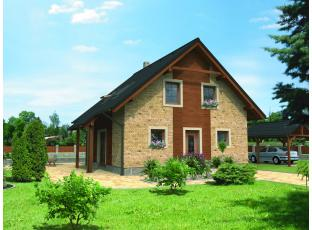Typový dům | Montovaný rodinný dům KRONOS
