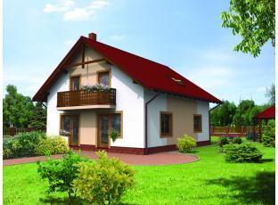 Typový dům | Velký rodinný dům ZEUS