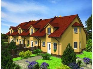 Typový dům | Řadový rodinný dům EUROPA 8 - střed