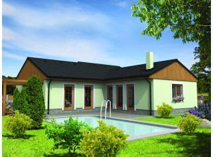 Typový dům | Rodinný dům - bungalov ORFEUS