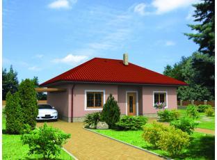 Typový dům | Přízemní rodinný dům IRIS