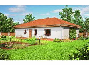 Typový dům | Rodinný dům - bungalov Plutos