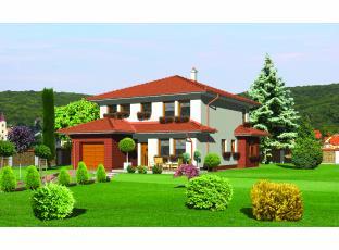 Typový dům   Smaragd 106/215