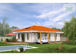 Typový dům | Novostavba nízkoenergetický RD 3+kk