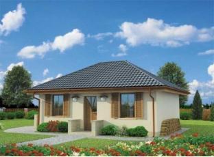 Male domy do 60m2