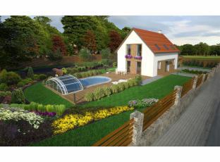 Typový dům | Nízkoenergetická dřevostavba Patro