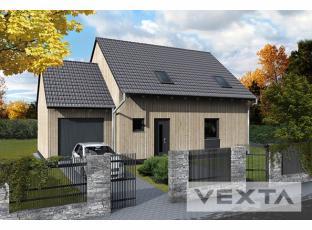 Typový dům | VEXTA 130 TREND Garáž