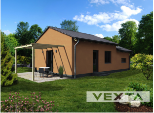 Typový dům | VEXTA B64 TREND